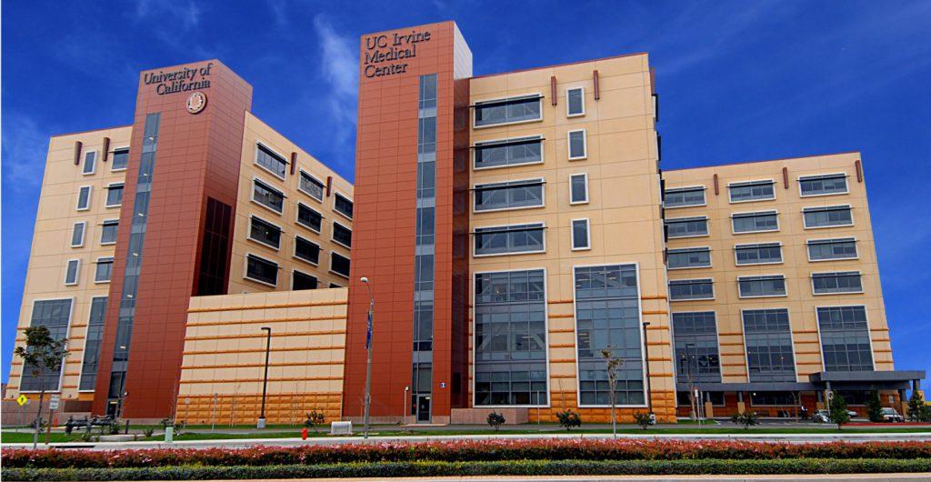UCI Medical Header - Woodbridge Glass | Werner Systems